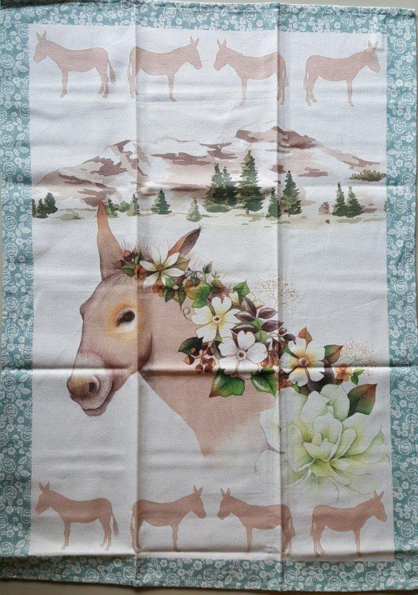 STOF Mule tea towel