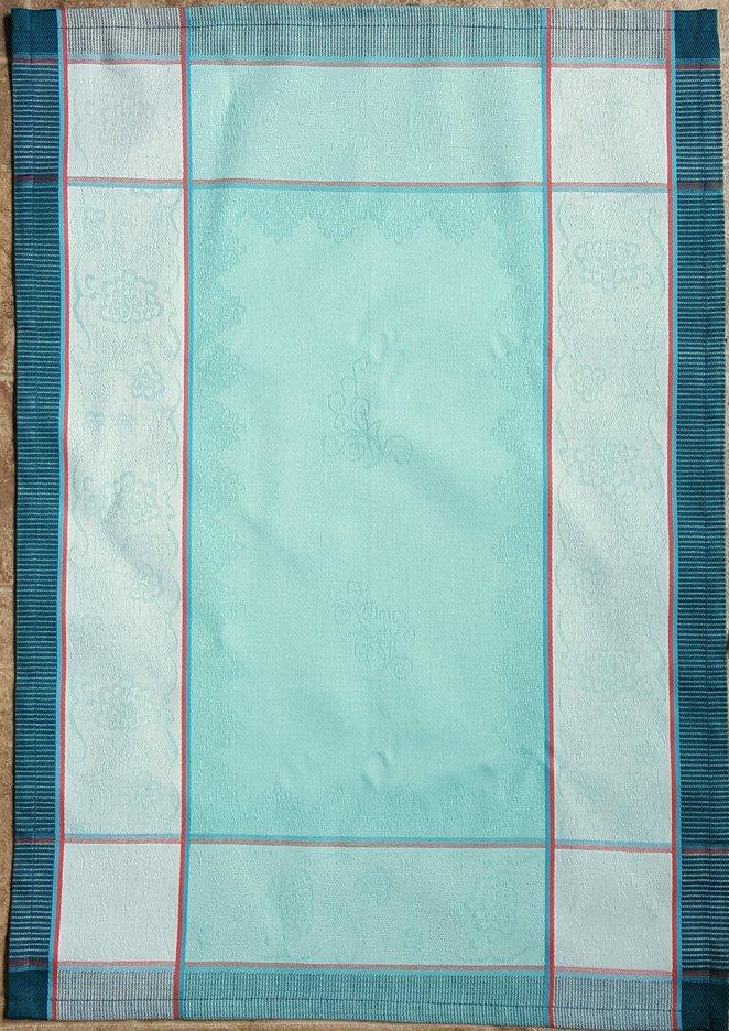 Turquoise Tea Towel