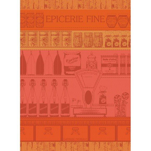 Garnier-Thiebaut Tea Towel Epicerie Fine