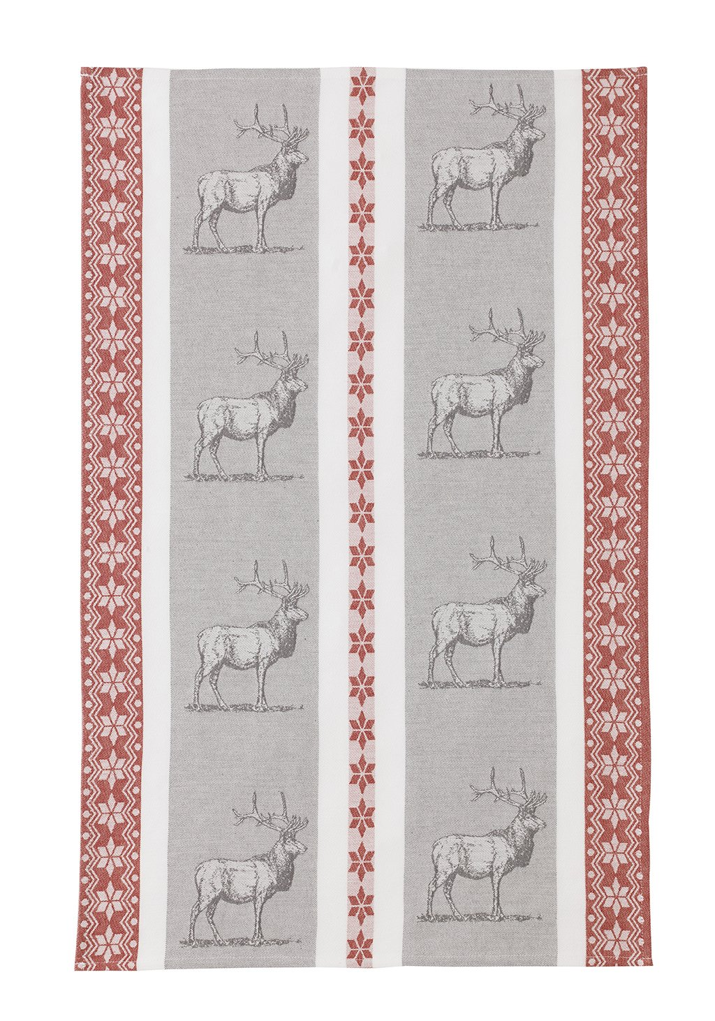 Coucke Stag tea towel #2