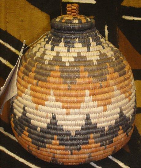 South African Baskets: South African Zulu Baskets