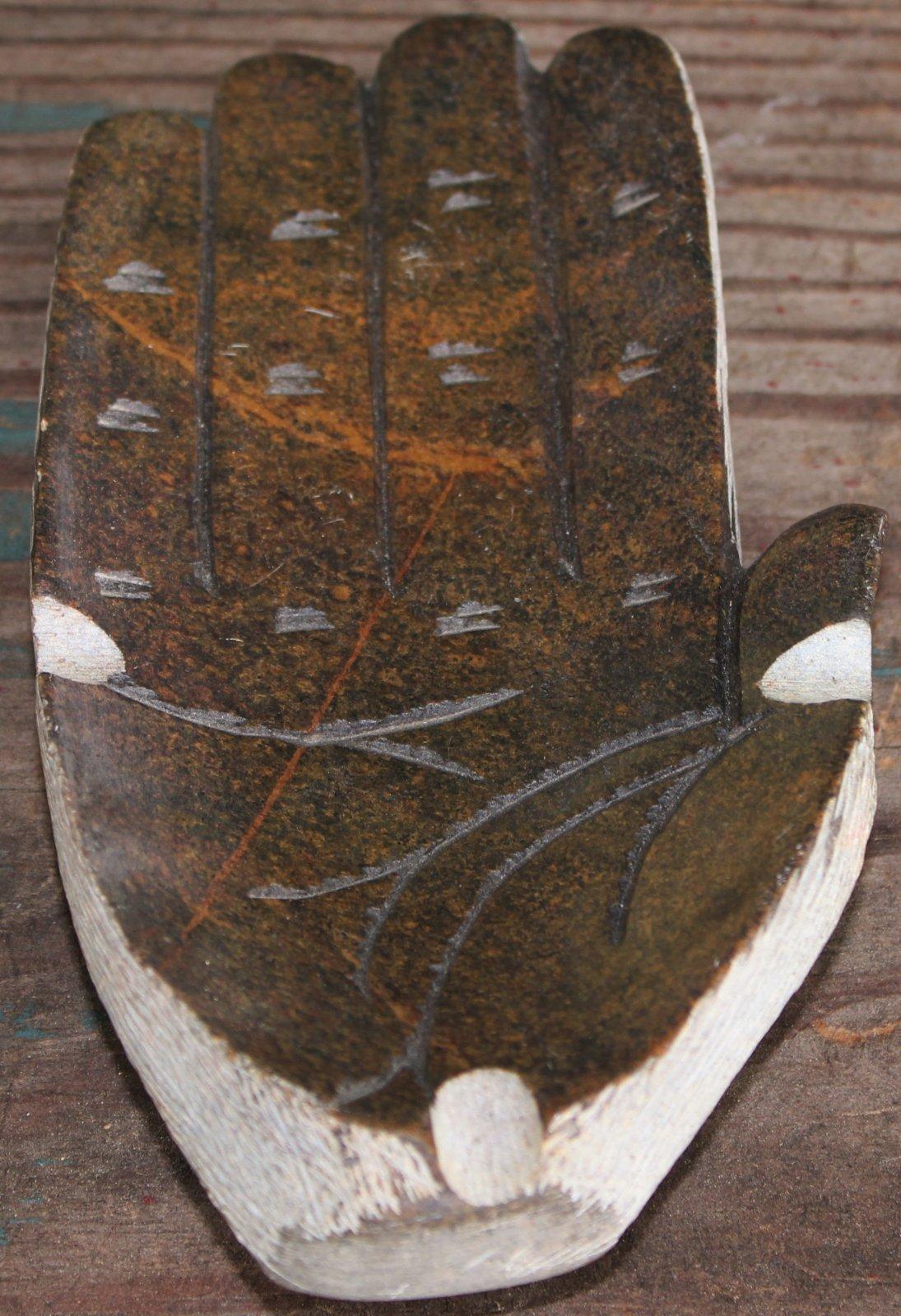 Shona Art Carved Hand - Zimbabwe