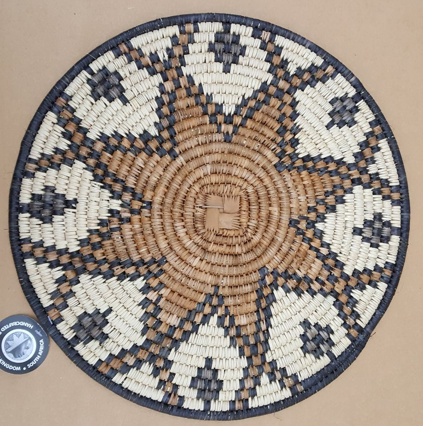 14.5'' Zulu Mbenge Basket #034
