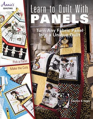 141372 Learn to Quilt with Panels