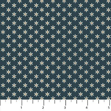 21931 Heritage Quilting, Navy'