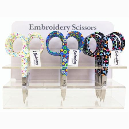 6536 Scissors Embroidey