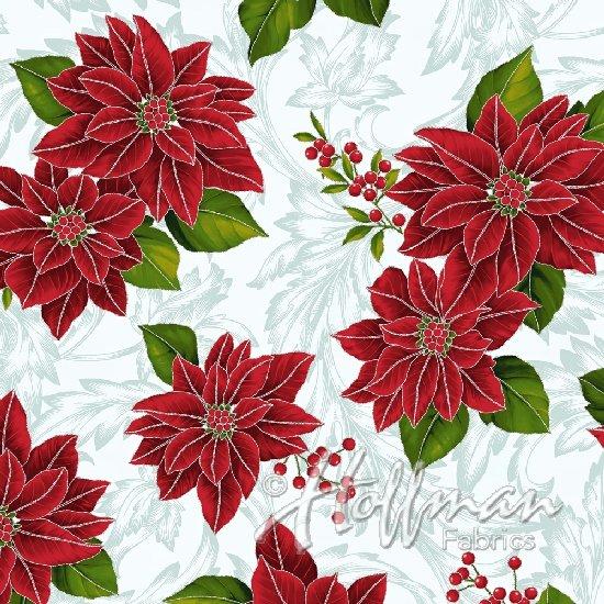 Q7636 113s Poinsettia Song