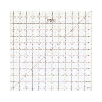 QR12s Ruler, 12.5in. Square