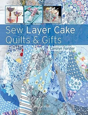 SP3772 Sew Layer Cake Quilt & Gifts