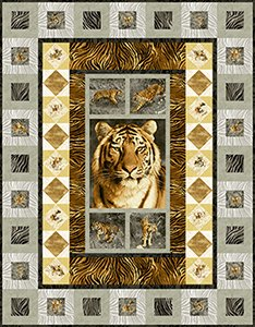 Tiger Kingdom Kit