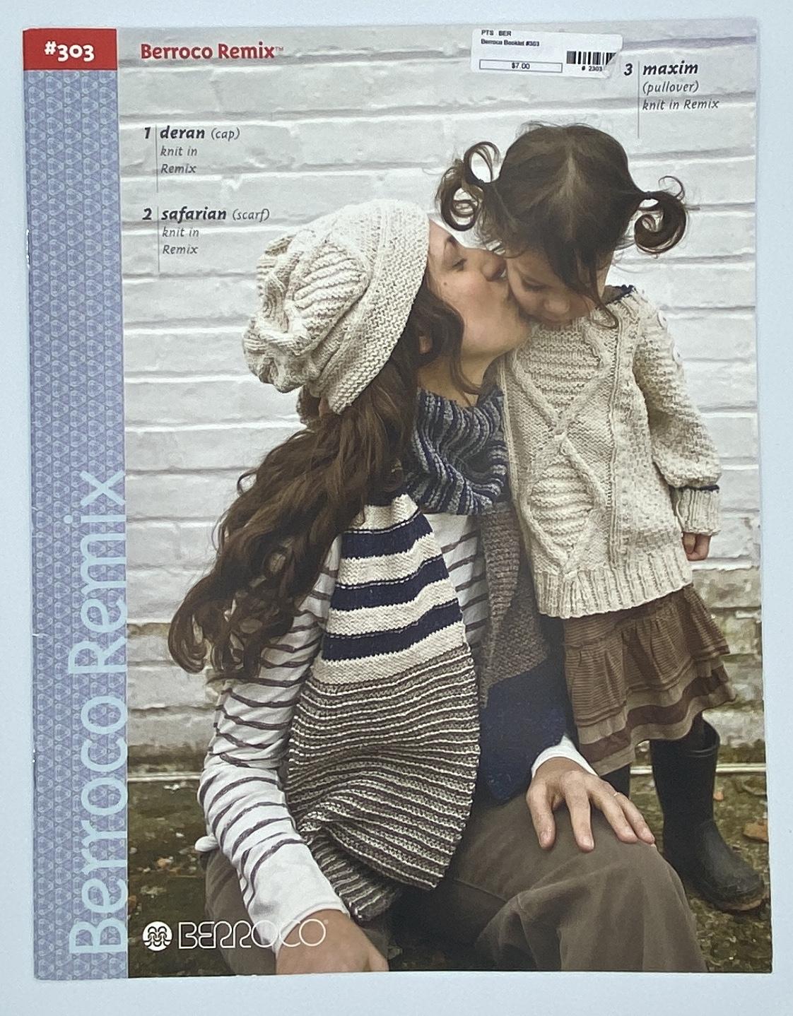 Berroco Booklet #303 (Remix)