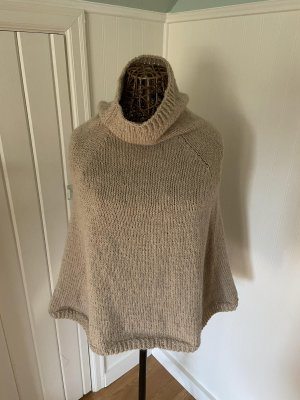 Princeton Capelet in Cashmere Light