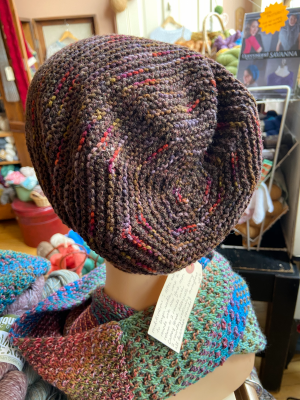Rikke Hat in Cathay Streak