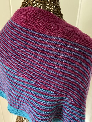Color Affection in Huasco and ER Lace Merino Solid