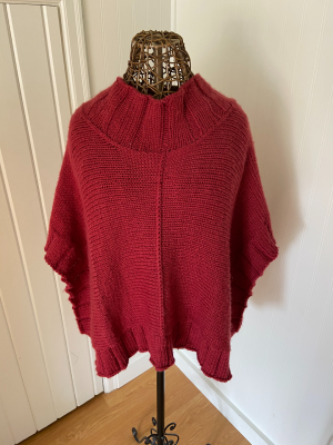 Two Harbors Poncho in Extra