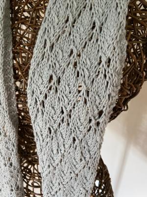 Saurey Scarf in Modern Cotton
