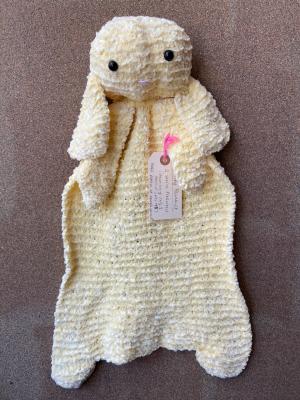 Lamby Blanket in Pluscious