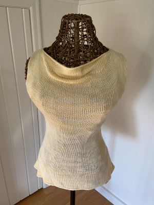 Cowl Shell in Ruca Solid