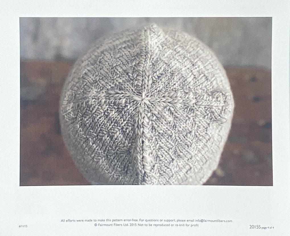 Ferrico Hat Pattern
