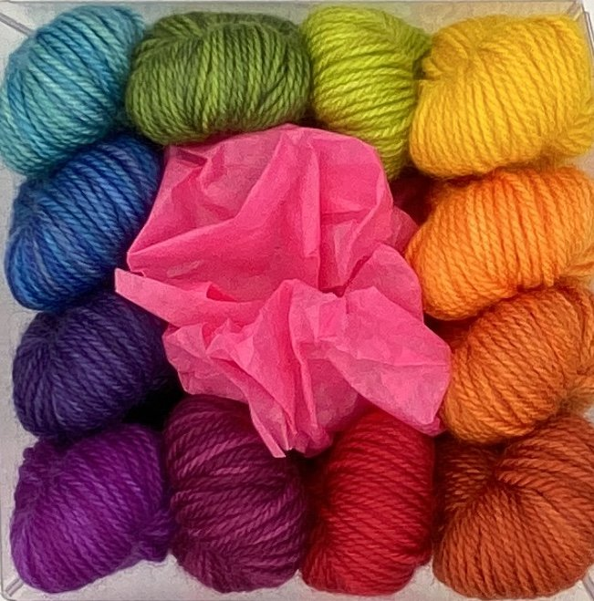 Prismatic Mini Skein Kit