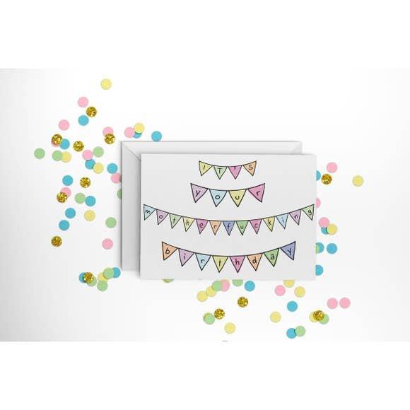 fun club happy motherf*cking birthday card