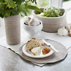 churchmouse crocheted baskets