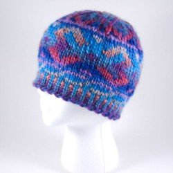 knot another hat funky fair isle hat (download)
