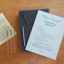 fiber trends needle felting kit