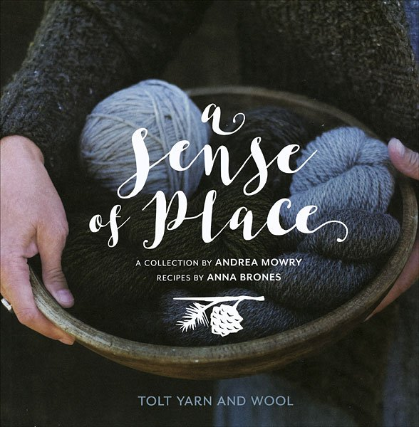 a sense of place - autographed by Andrea Mowry