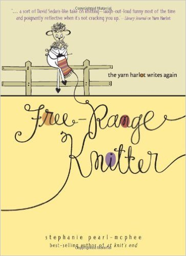 free range knitter - autographed copy!