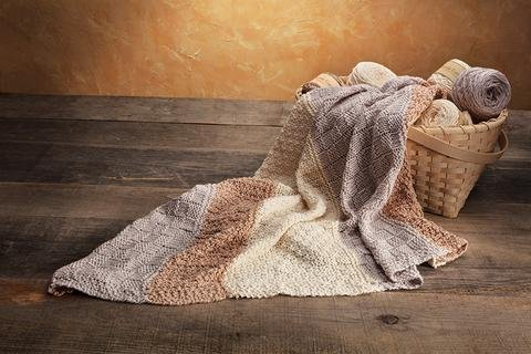 appalachian baby pick-a-knit organic cotton blanket