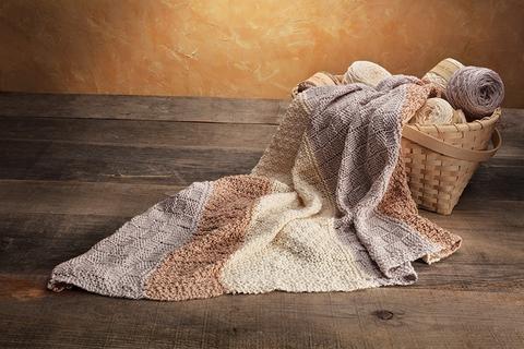 appalachian baby pick-a-knit organic cotton blanket