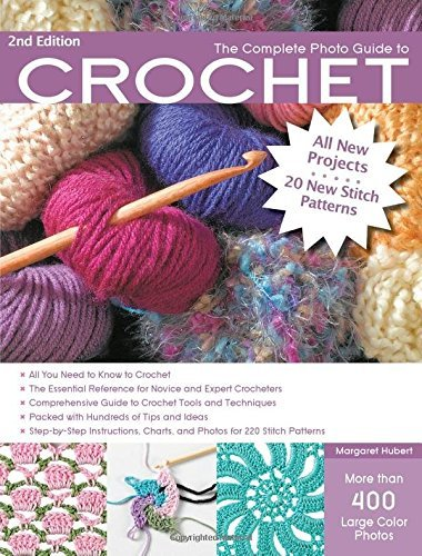the complete photo guide to crochet