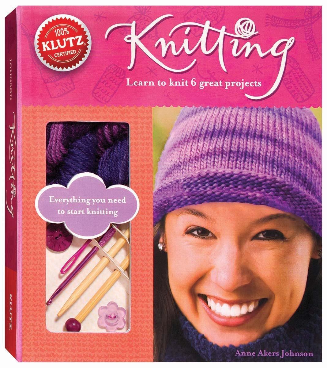 klutz knitting
