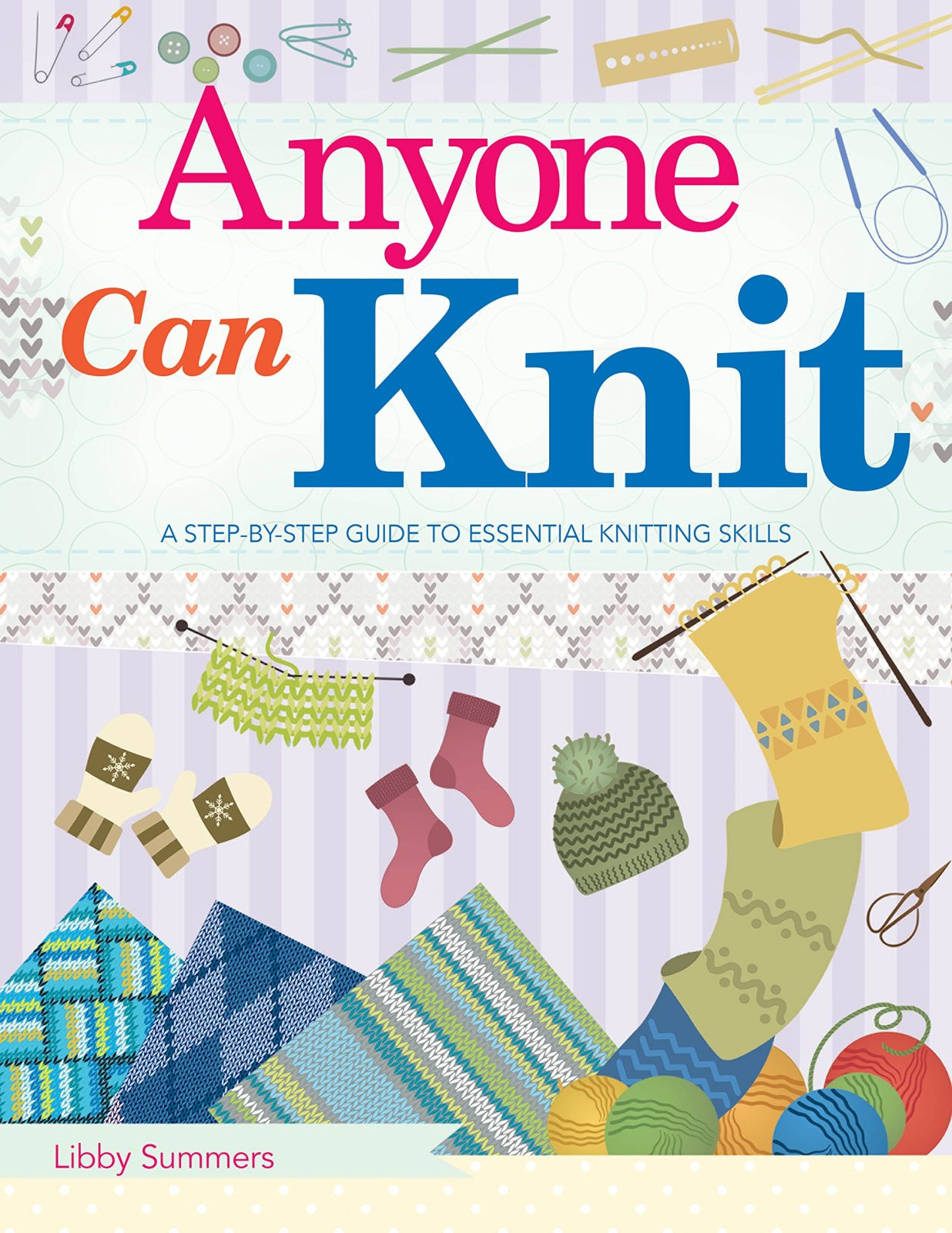anyone can knit