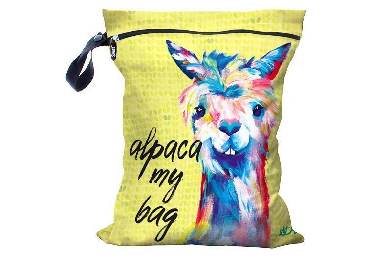 gleener s'wet - alpaca my bag!