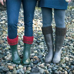 churchmouse cozy boot cuffs