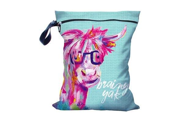 gleener s'wet - brainy yak bag