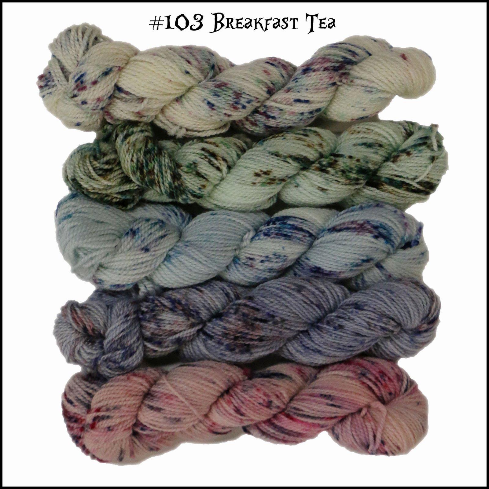 wonderland yarns mary ann sock mini skein packs