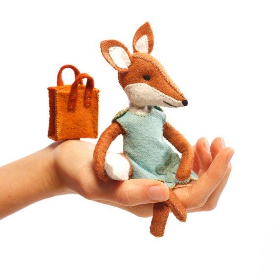 charlotte fox hand-stitching kit