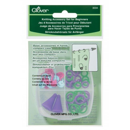 clover accessory set for beginners