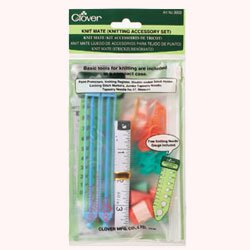 clover knit mate accessories pack