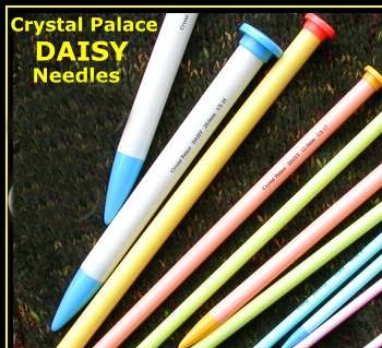 daisy straight plastic needles