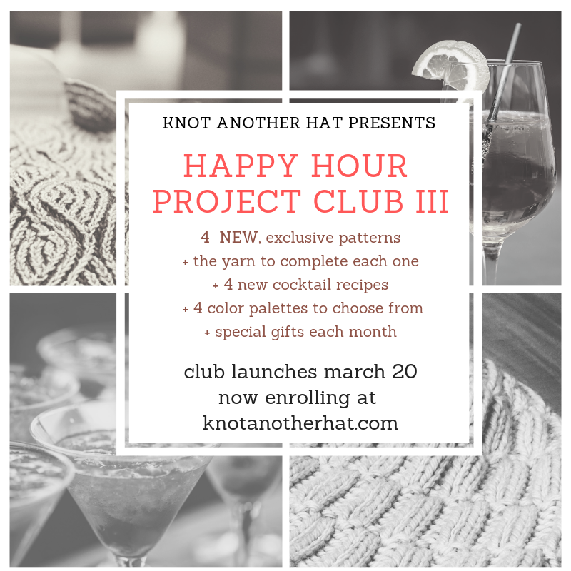 happy hour project club III