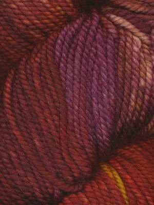 ella rae lace merino aran hand-painted