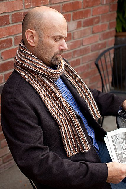 churchmouse magic 3-yarn scarf & wrap