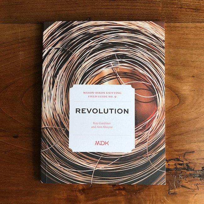 mason-dixon field guide no. 9: revolution