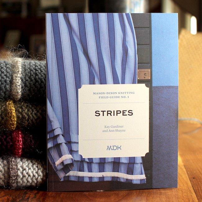 mason-dixon field guide no. 1: stripes