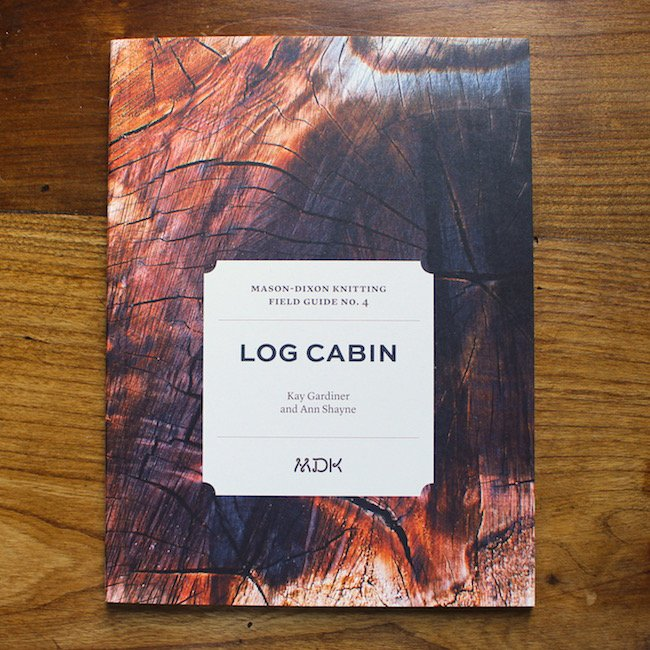 mason-dixon field guide no. 4: log cabin