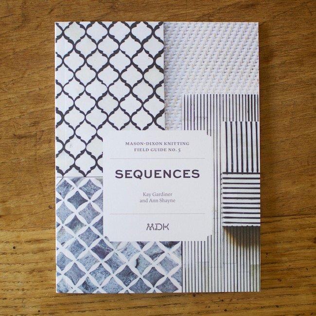 mason-dixon field guide no. 5: sequences